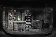 Sean Fanning Scenic Designs - Little Shop of Horrors