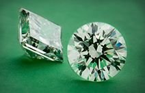 Select a Lab-Created Diamond Ring