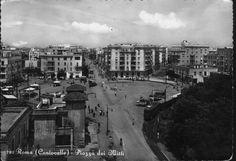 Roma, Centocelle, Piazza dei Mirti