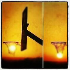Sunrise Basketball - taken by @sroyus - via http://instagramm.in