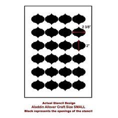998-Craft-stencils-fabric-stencil