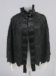 19th Century Women Lace Or Silk Blouses 59