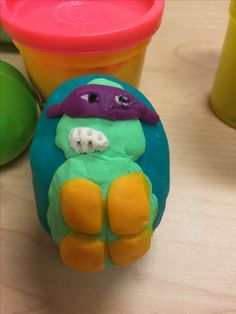 Playdoh Surprise Eggs
