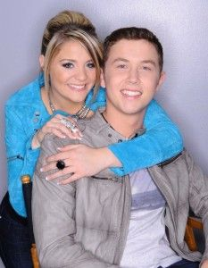 Lauren & Scotty...love these two