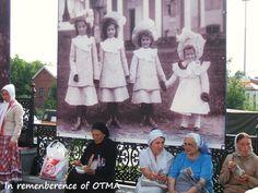 OTMA - Grand Duchesses Olga, Tatiana, Maria and Anastasia Nikolaevna Romanov of Russia