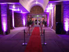 Create a grand entrance at any event