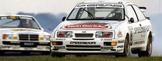 Ford Sierra RS500 Cosworth race car - DTM