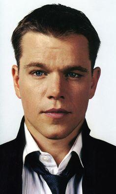 Matt Damon - Officer Wedge looks a lot like a young Matt Damon.