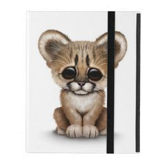 >>>This Deals          Cute Baby Cougar Cub on White iPad Covers           Cute Baby Cougar Cub on White iPad Covers so please read the important details before your purchasing anyway here is the best buyShopping          Cute Baby Cougar Cub on White iPad Covers lowest price Fast Shipping ...Cleck Hot Deals >>> http://www.zazzle.com/cute_baby_cougar_cub_on_white_ipad_covers-256644569639955350?rf=238627982471231924&zbar=1&tc=terrest