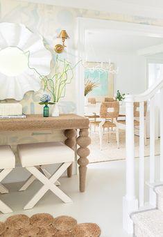 Nantucket Home, Beach House Decor, Home Decor, Beach Houses, Painted Floors, Cool Chairs, Coastal Decor, Coastal Living, Cottage Style