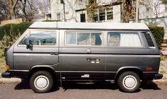 Living in a Van (article)