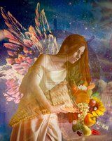 I am worthy of my full abundance and I am open to receiving this energy fully across all levels of my being.