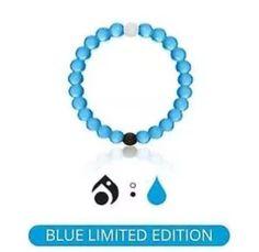 New! Limited Blue Lokai Bracelet – Medium (7.5