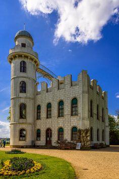 Castle On Peacock Island | by dietmar-schwanitz