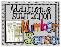 These work mats are great, my students love doing double digit addition and subtraction when they use these mats. This product includes addition and subtraction problems with and with out regrouping. As well as several different options for solving double Daily Math, Math 2, Math Addition, Addition And Subtraction, Regrouping In Math, Singapore Math, Math Practices, Number Sense, Anchor Charts