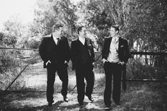 Pieter & Leandri   The Moon and Sixpence Wedding » Louise Vorster Photography groom and groomsmen