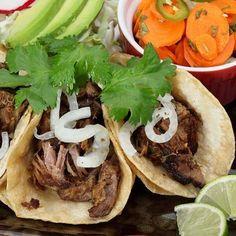 Recipes | Sous Vide Pork Carnitas | Sur La Table