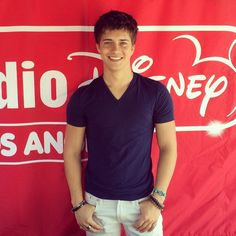 Billy Unger With Radio Disney & Fans In Los Angeles June 7, 2014