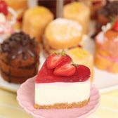 Heart-shaped cheesecake by Kathy Moore