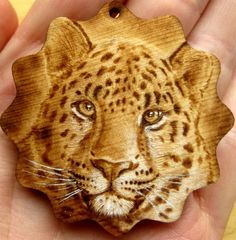 Handmade+wood+burned+leopard+necklace+RESERVED+by+handmadependant
