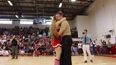 Unforgettable Christmas present with military surprise homecoming - http://www.militarysurprise.com/unforgettable-christmas-present-with-military-surprise-homecoming/