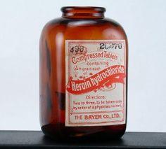 bayer heroin-hydroch