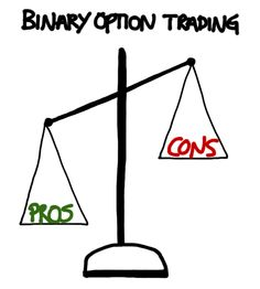 Binary options advantages