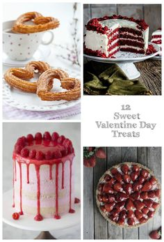 Treat your someone special to something special this Valentine's Day with our roundup of 12 Sweet Valentine Day treats to serve up to your someone special.