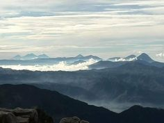 Viajemos a la cima del Volcán Tajumulco. ¿Qué te inspira?  Fotografía por: Amner Monroy