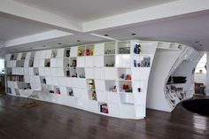 Dream Homes Built for Books and the Nerds Who Love Them  by Alison Nastasi.