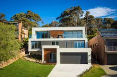 A Stunning Contemporary Private Property in Tathra, Australia
