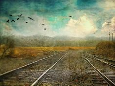 All Lines Lead to Home,  Distressed Jewell (Cheryl Tarrant)