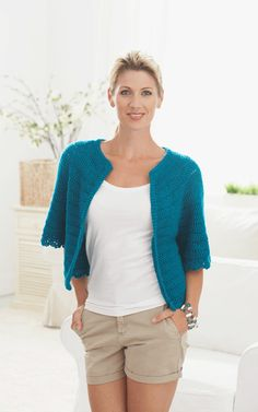 CrochetKim Free Crochet Pattern: Cape Sleeved Cardi @crochetkim S to 2XL