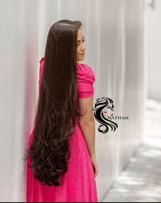 Black Hair Video, Long Hair Video, Long Silky Hair, Long Dark Hair, Loose Hairstyles, Indian Hairstyles, Beautiful Long Hair, Gorgeous Hair, Long Indian Hair