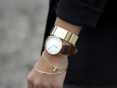 perfect gold bangle.