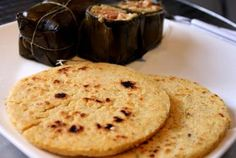 Recipe for Arepas -