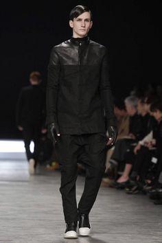 Rick Owens Menswear Fall Winter 2012 Paris - NOWFASHION