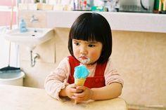 """すんごい~!!  写真家 川島小鳥  """"未来ちゃん""""  photographer Kotori Kawashima"""