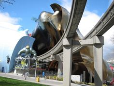The EMP Museum, Seattle