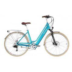 Leichtes, komfortables und vor allem verstecktes E-Bike-  mit einem integrierten und herausnehmbaren Akku im Rahmen für mühelose Stadtrundfahrten. Auffallend in blau, für die schnelle Fahrt durch Zürich, Genf oder Bern. Jetzt Probefahrt buchen. Bicycle, Veils, Geneva, Blue, Bicycle Kick, Bike, Bmx, Cruiser Bicycle