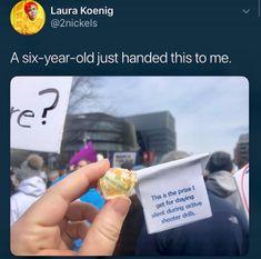 Getting a dum-dum lollipop.... this breaks my heart.
