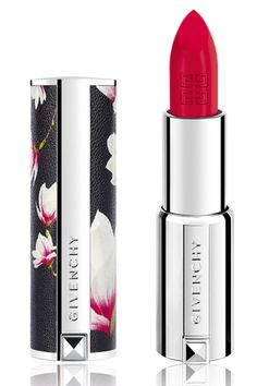 Givenchy Le Rouge Lipstick in Carmin Escarpin, $38, barneys.com.