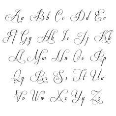 monogram font Journal, hand lettering, alphabet, font Easy hand drawn lettering great for journaling scrapbooking…