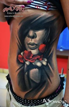 Side piece by A.d. Pancho featured on Urban Ink Magazine
