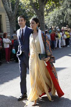 3c8aadf67 Las invitadas más estilosas a la boda de los Duques de Huéscar