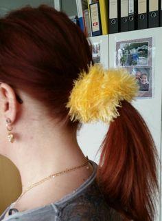 Haarband  aus Schachenmayr Brasilia