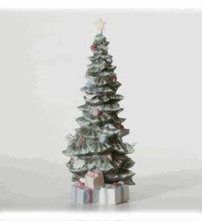 Lladro 08220 O CHRISTMAS TREE  http://lladro.stores.yahoo.net/0ochtr.html
