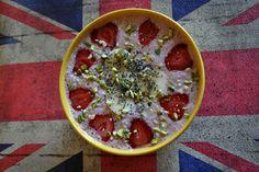 Między Niebem, a Kuchnią...: Smoothie bowl #2