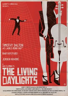 A Year of Spy Films 179/365   The Living Daylights (1987 United Kingdom)   The International Spy Film Guide Score: 8/10 #isfg #spyfilmguide #jamesbond #ianfleming #timothydalton #maryamdabo #mujahidin #spymovie #spyfilm #alainbossuyt https://www.kisskisskillkillarchive.com/