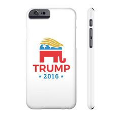Trump Elephant 2016 - Phone Case